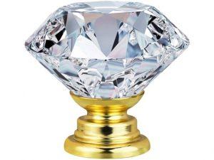 maner cristal auriu diamant